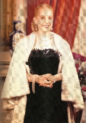 English: Eva Perón