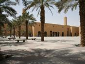 English: Dira Square (also known as Chop Chop Square by expats), Riyadh, Saudi Arabia. Taken by BroadArrow in 2007.
