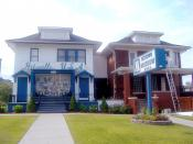 Photo of the Hitsville USA building in Detroit MI. Photo taken: Monday June 19th, 2006 by Chris Butcher Category:Images of Detroit, Michigan