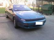 1993 Toyota Celica Liftback 1.6 ST-i (AT180)
