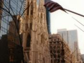 English: St Patrick Cathedral, New York