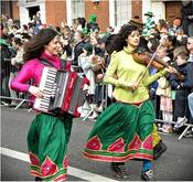Saint Patrick's Day (Irish: Lá Fhéile Pádraig) in Dublin