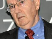English: prof. Philip Kotler at Warsaw