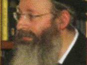 Photo of Rav A.M. Kotler