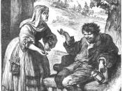 English: Christopher Sly and the Hostess from the Induction of The Taming of the Shrew