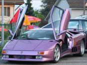 English: Lamborghini Diablo SE30