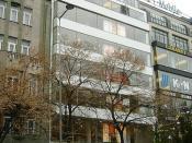 Ludvik Kyslea- Bata Store, 1927-29