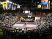 ASU Graduation Day