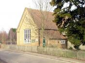 English: Southill Lower School. Bedfordshire still has a lower / middle / upper school system.