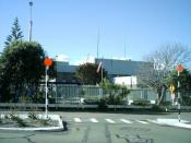 Photo of the US diplomatic mission in Wellington, New Zealand