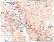 Meuse-Argonne Offensive, or Battle of the Argonne Forest, - 26 September to 11 November 1918.