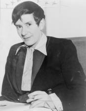 Erika Mann, German writer