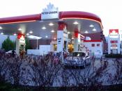 A Petro-Canada filling station in Toronto, Ontario.