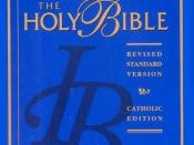 The 1994 Ignatius re-issue of the RSV Catholic Bible