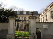 Français : La maison de Fustel de Coulanges à Massy (91)