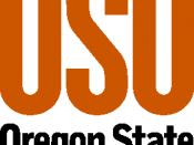 English: The logo for the Oregon State University