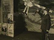 Molly Picon in Circus Girl, 1928