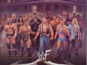 A poster or logo for Royal Rumble (2001).