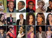 English: Black Hispanic and Latino Americans