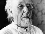 Konstantin Eduardovich Tsiolkovsky was a Russian rocket scientist and pioneer of cosmonautics.