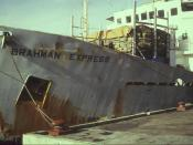 BRAHMAN EXPRESS IN GLADSTONE HARBOUR (1)