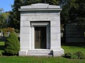 English: The mausoleum of William C. Durant in Woodlawn Cemetery, Bronx, NY Category:Images of The Bronx
