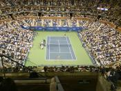 Williams v. Vesnina - US OPEN '08