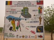 Prevention of AIDS in Chad (Africa)