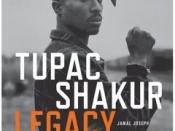 Tupac Shakur Legacy book cover.