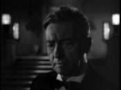 Happy ending exited with Devlin and Alicia; Hitchcock ended his story with Sebastian returning to face his Nazi cohorts