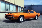 English: Pontiac Firebird, second generation