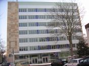 Germany Nuernberg Georg-Simon-Ohm-Fachhoschschule