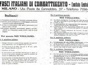 English: Image of the manifesto Español: Imagen del manifiesto