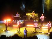 Español: The Beach Boys en concierto en el 2008.