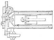 Internal combustion engine fuel air intake