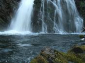Hemp Creek Falls