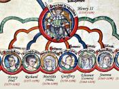 Henry II & his children