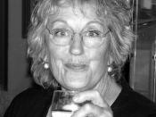 Australian author and feminist Germaine Greer at the 2006 Humber Mouth Festival.