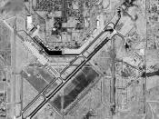 English: Roswell International Air Center, Roswell NM - 19 Oct 1997