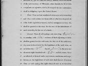 Amendment to the bill for the admission of the State of Maine into the Union, 01/06/1820 (page 7 of 8)