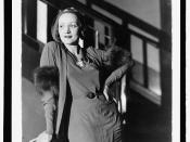 English: A young Marlene Dietrich