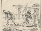 Illustrations de The Adventures of Tom Sawyer, 1876.