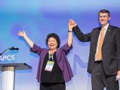 2013 Asia Pacific Cities Summit - Mayor Chen Chu and Lord Mayor Graham Quirk