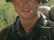 English: Gary Sinise as the character