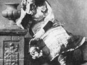 Gabriela Zapolska in A Doll's House, 1883.