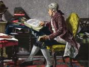 Engraving of a Reader