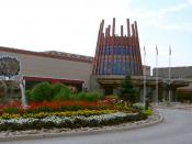 Casino Rama, Mnjikaning First Nation Reserve, Ontario, Canada