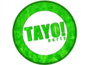 English: Tayo Logo made by Charles Migriño