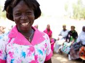 Peer educating communities to put an end to FGM/C