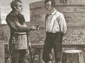 Roman executioner Giovanni Battista Bugatti (